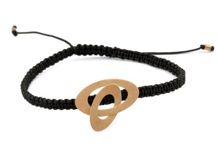 Shorty Armband Oval in Oval